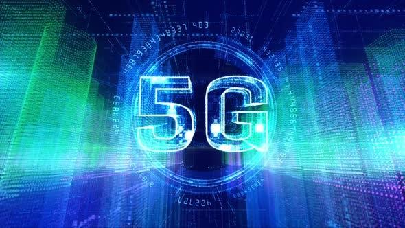 5G In Digital City 00476 FHD