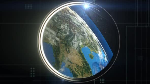 Thumbnail for Earth View From Space