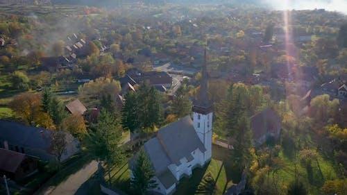 Church in Transylvania, Romania