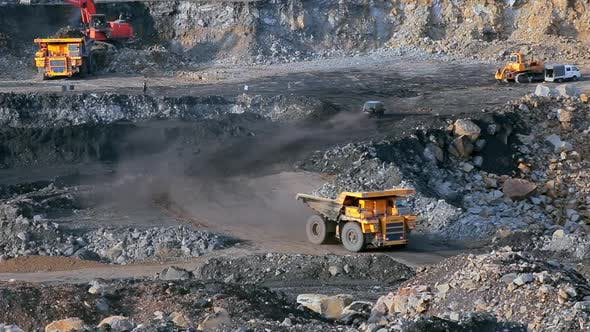 Thumbnail for Coal Mining in the Quarry