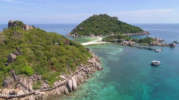 Thumbnail for Aerial View at Nang Yuan Island