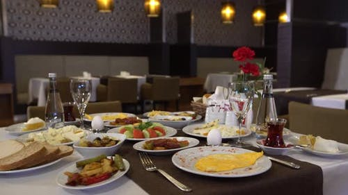 Luxury Restaurant Breakfast 2