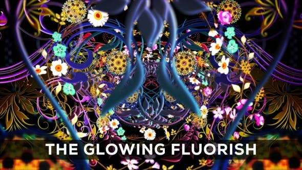 Thumbnail for The Glowing Flourish