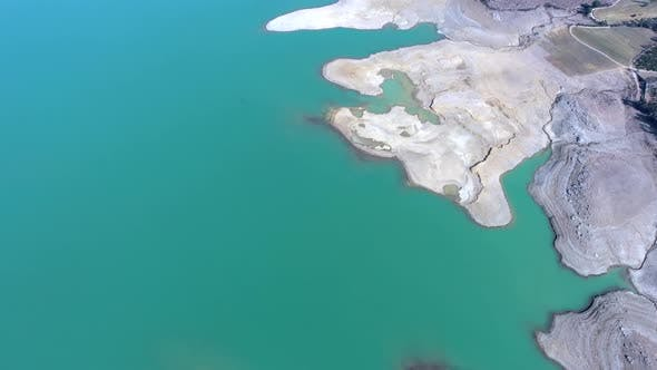 Thumbnail for Aerial Dam Lake