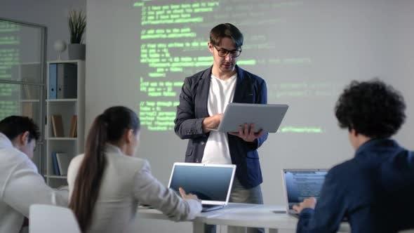 Computer Programming Lesson