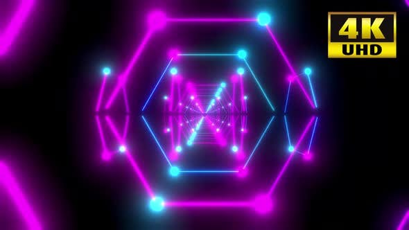 Cover Image for Abstract Shape Vj Loop Pack