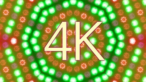 Vj LED Blinklicht 10er Pack 4K