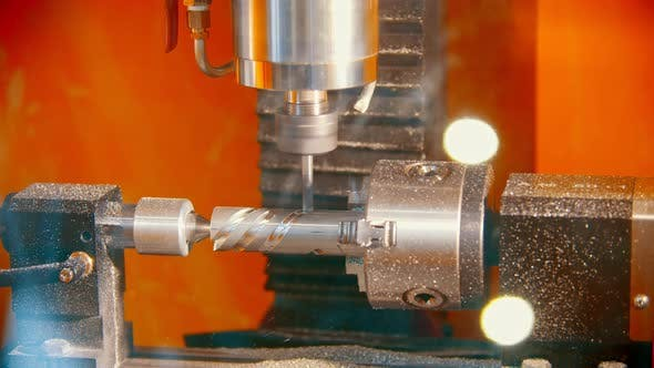 Thumbnail for An Industrial Machine