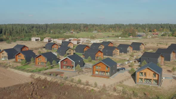 Thumbnail for Houses in Typical Suburban Residence Area