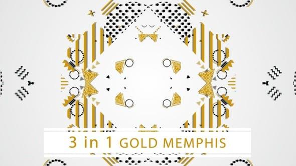 Thumbnail for Gold Memphis (Weiß)
