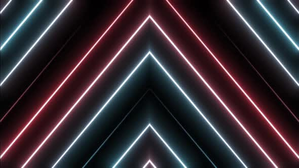 Cover Image for 7 Neon Shape Vj Loop