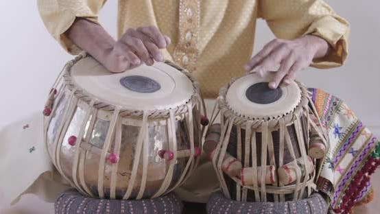 Thumbnail for drummer percussion indian music performer art beats