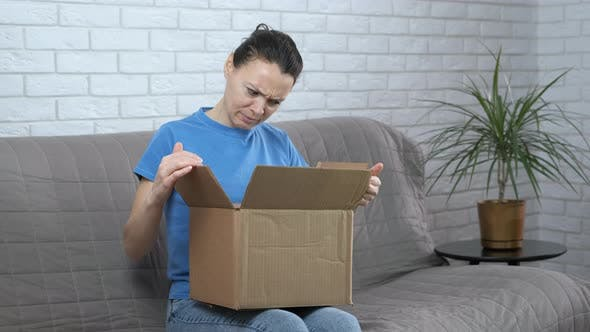 Disappointment in Parcels