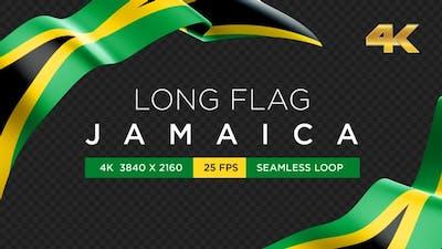 Long Flag Jamaica