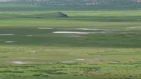 Thumbnail for Lakes, Swamps and Wetlands in the Meadows of Mongolia