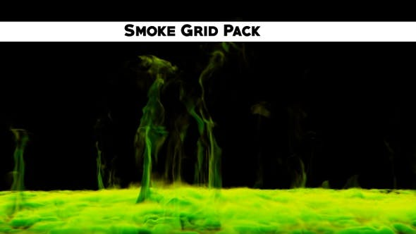 Rising Toxic Gas Pack