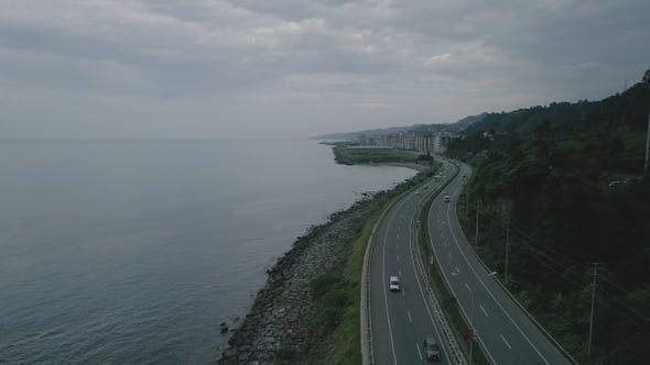 Thumbnail for Road Along The Coast