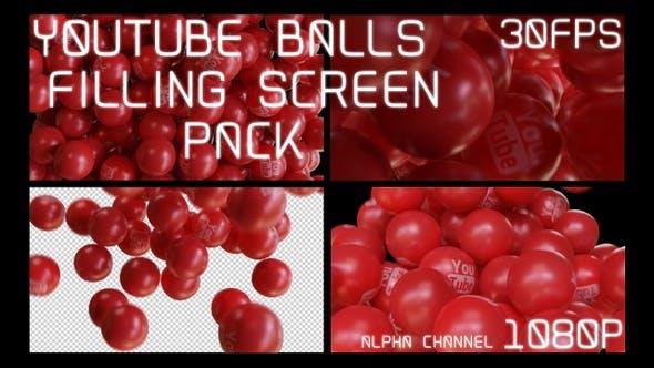 You Tube Balls Filling Screen Pack