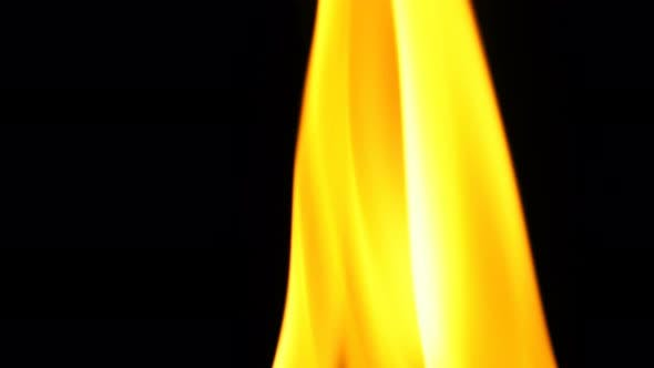 Thumbnail for Fire Burning Flame