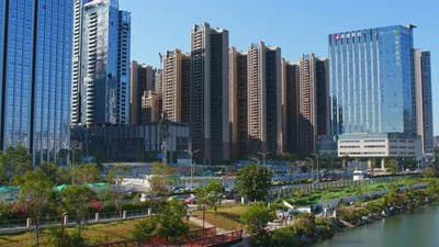 Shenzhen Business District