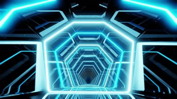 Thumbnail for Lighting In Spectrum Honeycomb 05 4K