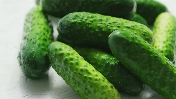 Thumbnail for Green Cucumbers in