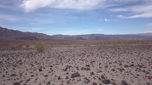 Vallée de la mort dans le parc national de la vallée de la mort Californie