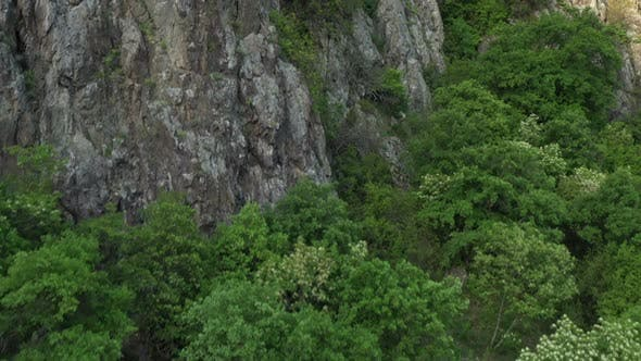 Thumbnail for Aerial View On Volcanic Mountain In Madzharovo
