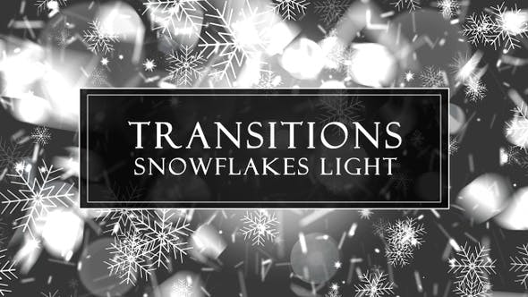 Thumbnail for Snowflakes Light Transitions