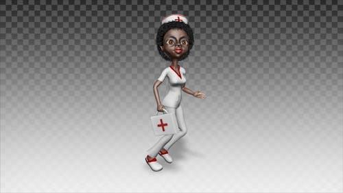 Doctor Nurse Walk 3