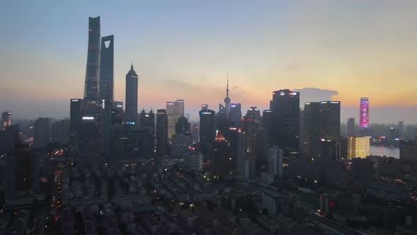 City Night, China