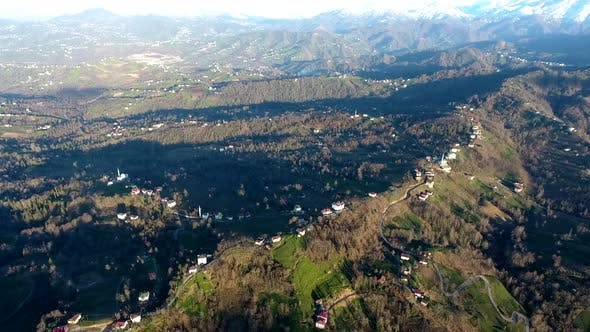 Cover Image for Settlements in Hilly Areas