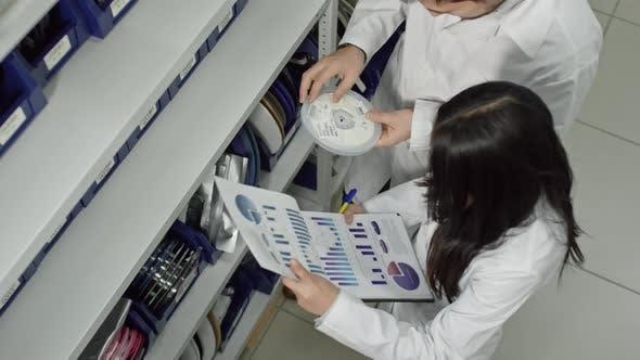 Thumbnail for Managing Laboratory Equipment