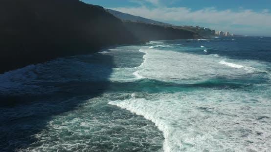 Thumbnail for Flying Over the Ocean