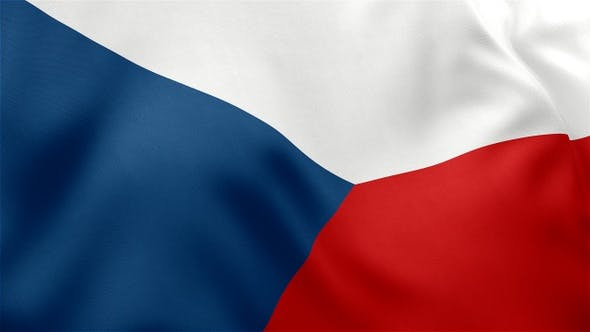 Thumbnail for Flag of Czech Republic