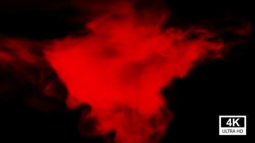 Red Smoke Vape 4K
