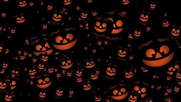 Thumbnail for Dark Halloween Pumpkins