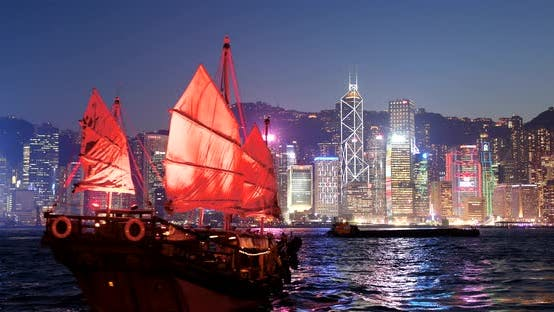Thumbnail for Victoria Hrabour, Hong Kong