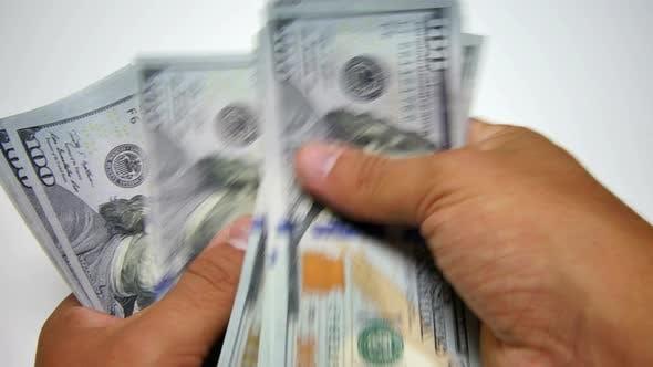 Thumbnail for Business USD Dollar Bucks 100 $