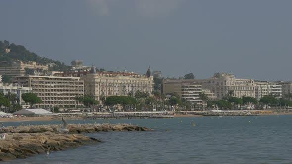 Thumbnail for Buildings on the seashore