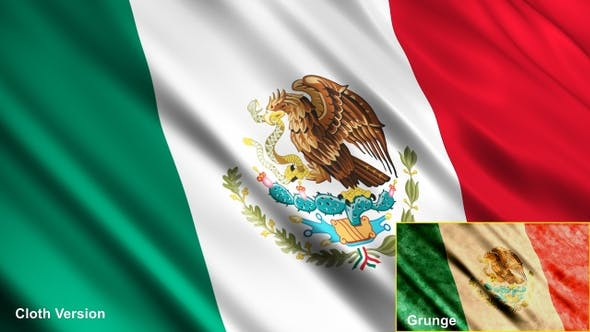 Thumbnail for Mexico Flags