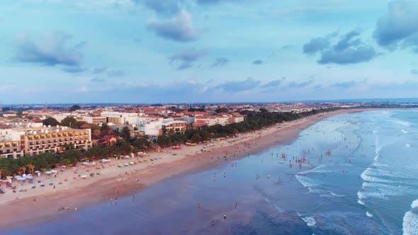 Thumbnail for Ocean Beach Aerial