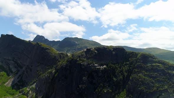 Thumbnail for Siberian Mountain Landscape