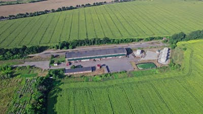 Farm Buildings and Farmland in the Countryside