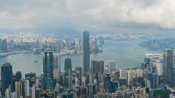 Thumbnail for Hong Kong Cityscape