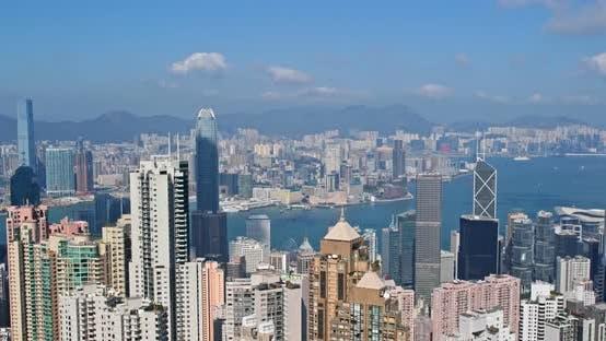 Thumbnail for Hong Kong city landmark