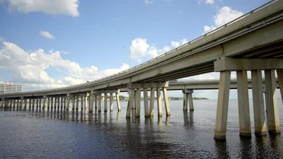 Bridges Over The Bay 4k 60fps