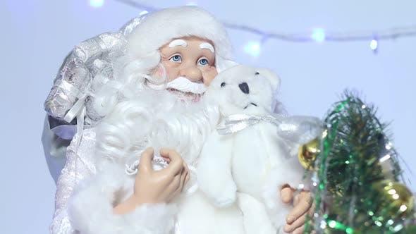 Christmas Toy Santa