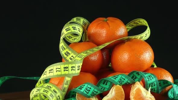 Thumbnail for Mandarin And Tape Measure Turning 18