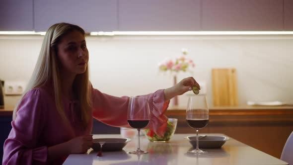 Woman Criminal Pours Venomous Product Into Lover Wine